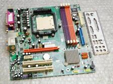 Acer MCP61SM-AM REV:1.0A Aspire T180 Socket AM2 Motherboard & Back Plate HT2000