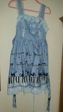 * Sweet Lolita * Bodyline * Dress* Cute*