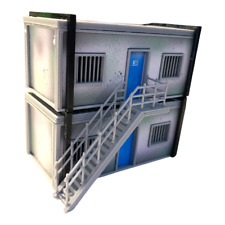 More details for 2 x container site offices  oo scale 1:76 model railway