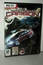 NEED FOR SPEED CARBON GIOCO USATO BUONO STATO PC DVD VERSIONE ITALIANA GD1 51325