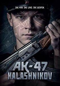 AK-47: Kalashnikov [New DVD]