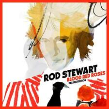 Blood Red Roses [9/28] * by Rod Stewart (CD, Sep-2018, Republic)