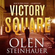 Victory Square by Olen Steinhauer (2012, CD, Unabridged)