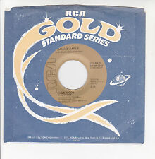 Frankie CARLE Piano Vinyl 45T BLUE MOON -I GET HAS KICK OUT OF YOU RCA GOLD RARE