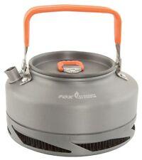 Fox NEW Carp Fishing Cookware Lightweight Heat Transfer Kettle 0.9L Standard