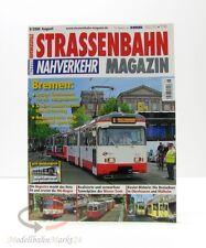 STRASSENBAHN MAGAZIN Nahverkehr 8/2009 September Bremen GeraMond
