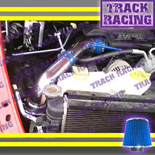 02-10 DODGE RAM 1500 2500 3500 3.7L V6 4.7L 5.7L V8 COLD AIR INTAKE KIT Blue