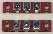 37 40 45 47 48 49 50 51 52 53 Chevy GMC truck headlamp wire terminals 3-position