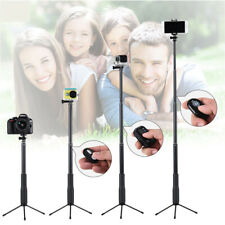 36 Matal Selfie Stick Tripod Phone Clip for GoPro Osmo Action Adjustable