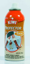 1 Kiwi Suede Leather Nubuck Shoe Protector - Use on All Types & Colors 4.25 oz