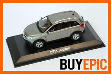 Norev Opel Antara 4x4 1:43, Sanddriftgrau/Silber Metallic, Modellauto, NEU&OVP