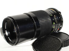 MINOLTA MC Rokkor-X PE 200mm f 4.5 telephoto LENS for MD mount SLR camera