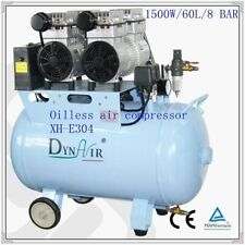 Dental Air Compressor Oil free low noise Suitable up to 3 dental chair DA 7002