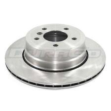 Disc Brake Rotor Rear Parts Master 900736