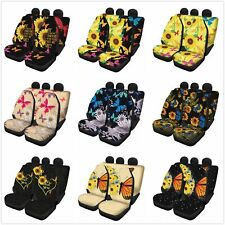 Sunflowers Car Seat Covers Seat Protector Soft Auto Accessories Decor for Men