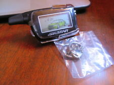 Compustar 2W703Rsh Two Way Lcd Replacement Remote Transmitter 2Wshlcdr-703