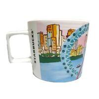 Starbucks China Jinji Lake Coffee Mug Cup Kitchen Drinking Glass Asia Travel