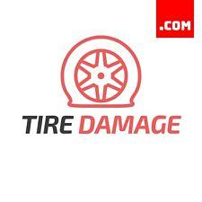 TireDamage.com - 2 Word Domain Name - Brandable Catchy Domain .COM Dynadot