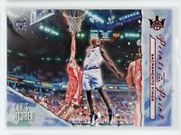 2018-19 Chris Webber 80/99 Panini Court Kings Points In The Paint