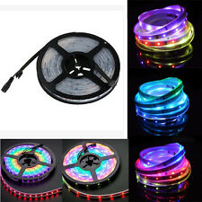 6803 IC Chip 5M 5050 RGB Dream Color 133 change LED Strip light waterproof DC12V