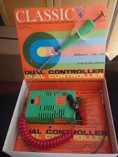 slot car vintage controller classic no scalextric very rare pulsanti anni 60