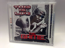 THE GAME - This Is Life CD BRAND NEW & SEALED!
