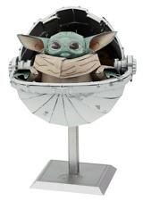 Metal Earth 3D ICONX Laser Cut Model KIT Mandalorian Grogu The Child Star Wars