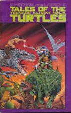 Comics-E&L-TEENAGE MUTANT NINJA TURTLES # 7 -1989