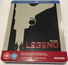 Legend Steelbook - Limited Edition Blu-Ray **Region B**
