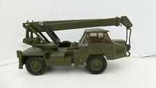 SOLIDO  1/50  CAMION GRUE militaire RICHIER