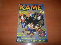 KAME Nº9 REVISTA DE MANGA Y ANIME (INU EDICIONES 1996 MUY BUEN ESTADO)