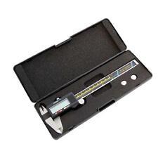 "6"" 150 mm ELECTRONIC DIGITAL VERNIER CALLIPER LARGE DISPLAY METRIC IMPERIAL VD16"