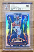 Stephen Curry 2019-20 Panini Select Select Company Silver BGS 10 PRISTINE POP 1