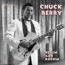 10 INCH / 25 CM - CHUCK BERRY - Reelin' and Rockin' - Vinyl LP NEW SEALED