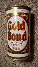 FLAT TOP BEER CAN GOLD BOND CLEVELAND/SANDUSKY OHIO 71-24