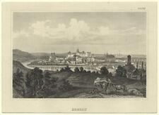 Krakau/Kraków (Polen) : Stahlstich (BI), um 1860