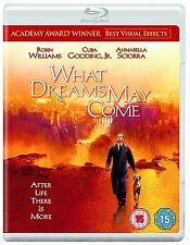 *What Dreams May Come - Blu ray NEW & SEALED - Robin Williams