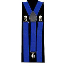 Blue Braces for Boys