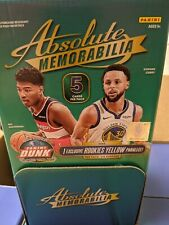 2019-20 Panini Absolute Basketball Gravity Feed Retail Box 48 Packs Ja Zion  new