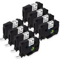 Compatible for Brother TZe-231 TZ-231 P-touch Label Tape Laminated Ribbon 12mm