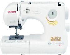 JANOME N-778 2-way compact electronic sewing machine Nuikiru Japan New