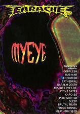 Earache My Eye, New DVD, Carcass, Entombed, Godflesh, Napalm Death,