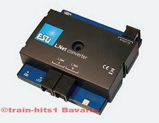 ESU 50097 L.net converter, Adapter für LocoNet an ECoS 50210 m. Hofsäss-Beratung