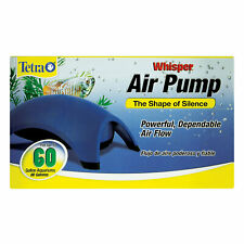 Tetra Whisper Aquarium Air Pump for 60 gallon Aquariums