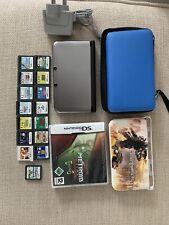 Nintendo 3DS XL + 16 Games Bundle