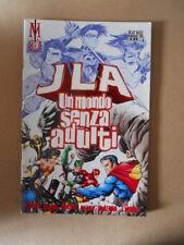 JLA Un Mondo Senza Adulti - Play Magazine n°37 1999 Play Press  [G822]
