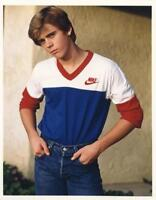 GLOSSY PHOTO PICTURE 8x10 C Thomas Howell Early Teen Actor