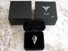 Gackt Japan Official Sterling Silver Ring Venomous Psychi Gackt Live Tour 2002