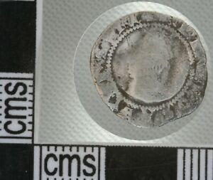 Great Britain England Elizabeth I Twopence Halfgroat Silver Hammered Coin 1582+