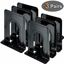 Universal Bookends Economy Bookends, Metal Ends Shelves, Support, Stopper Books,
